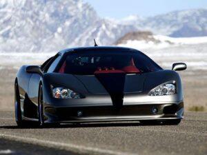 Qual é o carro mais rápido do mundo? #5 SSC Ultimate Aero Twin Turbo