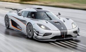Qual é o carro mais rápido do mundo? #2 Koenigsegg One:1