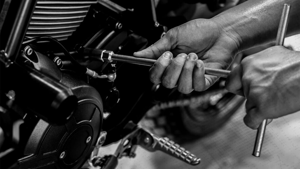 Mecânico de motos 5 dicas para se tornar um profissional de sucesso